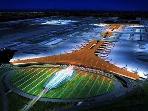 Beijing Capital International Airport third Terminal