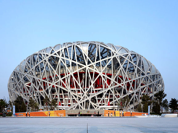 Beijing Olympic Stadium Bird's Nest